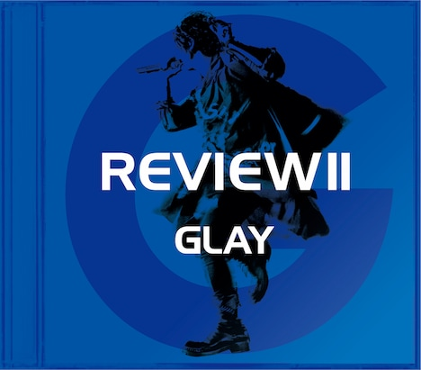 GLAY「REVIEW II -BEST OF GLAY-」TERU盤ジャケット