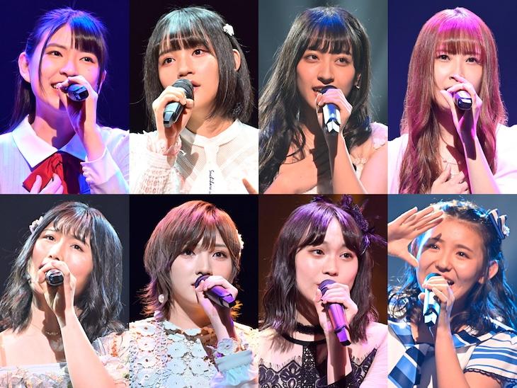 「第2回AKB48グループ歌唱力No.1決定戦 ファイナリストLIVE」出演者