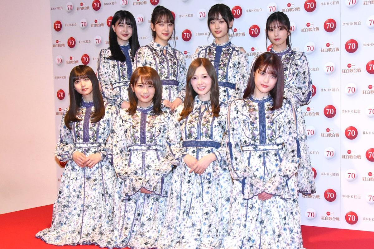 乃木坂46 NHK紅白歌合戦