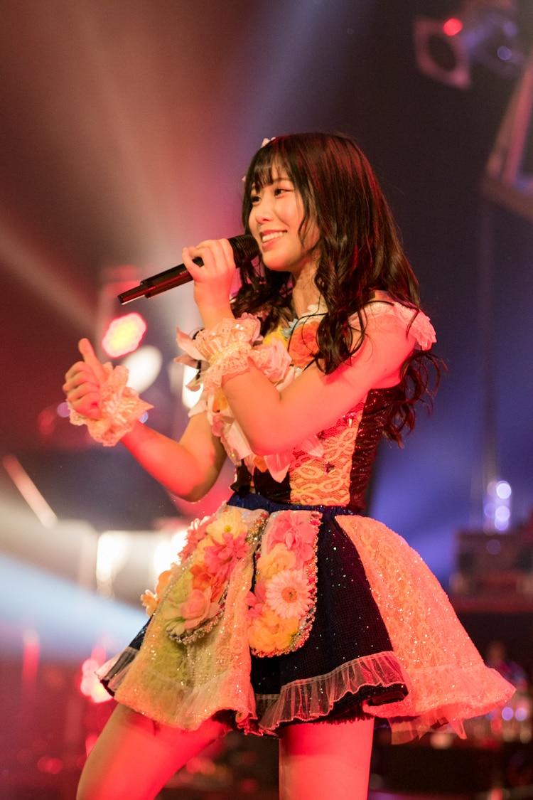 隈本茉莉奈(写真提供:キングレコード)