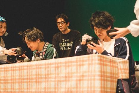 さくらしめじ(撮影:鈴木友莉)