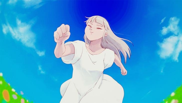 コレサワ「最後の彼女になりたかった」ミュージックビデオのサムネイル。