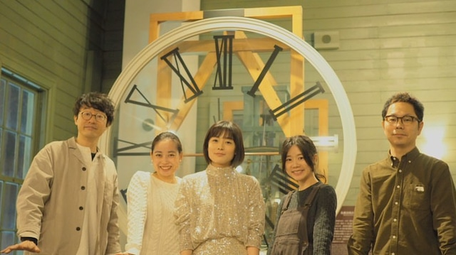 「タイムトラベル専門書店utoutoプレゼンツ『降りつもるじかん』」出演者