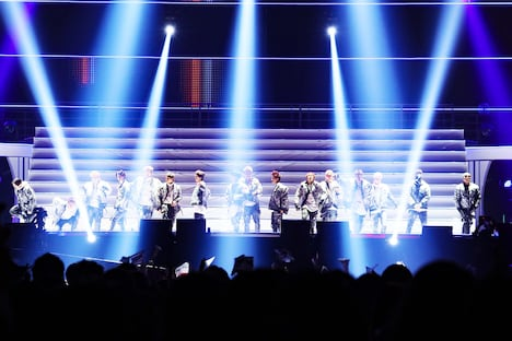 THE RAMPAGE from EXILE TRIBE(写真提供:LDH JAPAN)