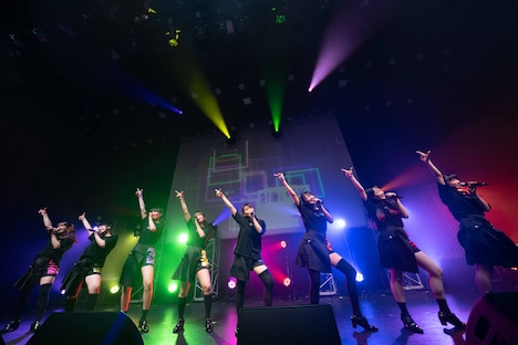 A応P「A応P 4th LIVE TOUR 2019-2020 LOOK at ME!!!」の様子。