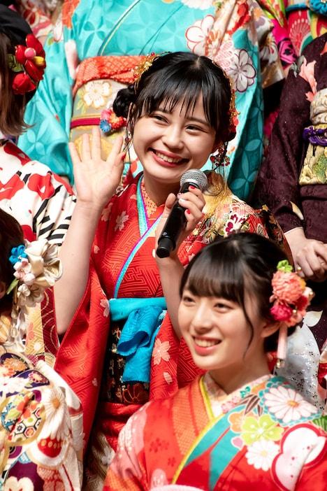 村川緋杏(HKT48チームTII)