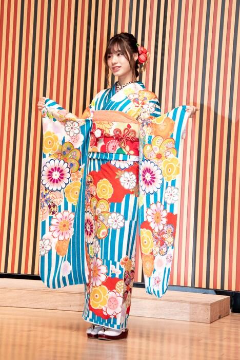 深川舞子(HKT48チームKIV)