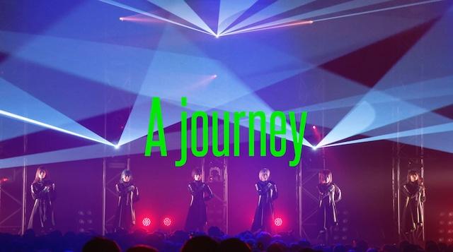 「EMPiRE / A journey [EMPiRE'S GREAT REVENGE LiVE] @Zepp DiverCity」のワンシーン。