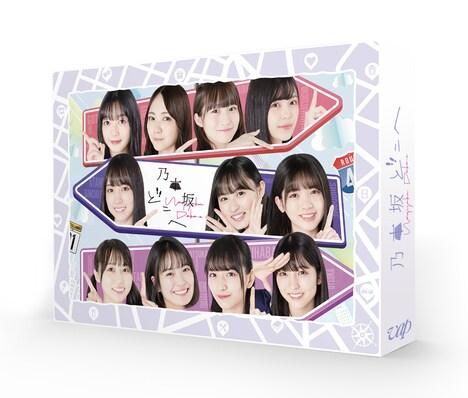 乃木坂46「乃木坂どこへ」Blu-ray / DVDジャケット