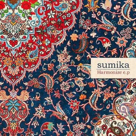 sumika「Harmonize e.p」ジャケット