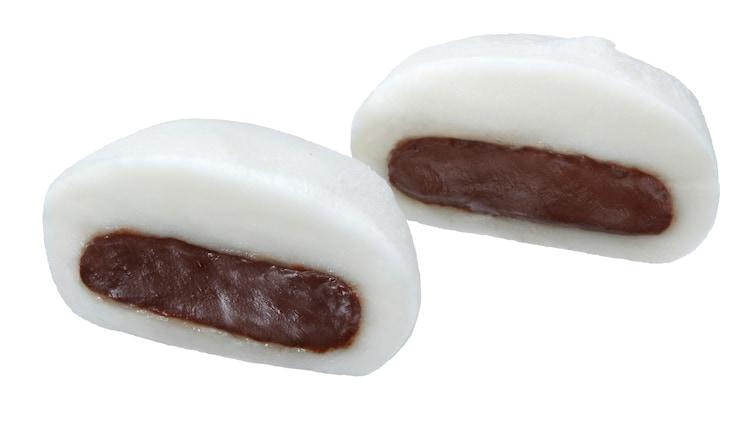 Snow Manコラボ商品「マシュマロ食感!生チョコクリーム大福」
