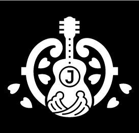 「J-WAVE TOKYO GUITAR JAMBOREE」ロゴ