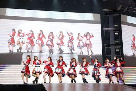 μ's (c)2013 プロジェクトラブライブ! (c)2017 プロジェクトラブライブ!サンシャイン!! (c)プロジェクトラブライブ!虹ヶ咲学園スクールアイドル同好会