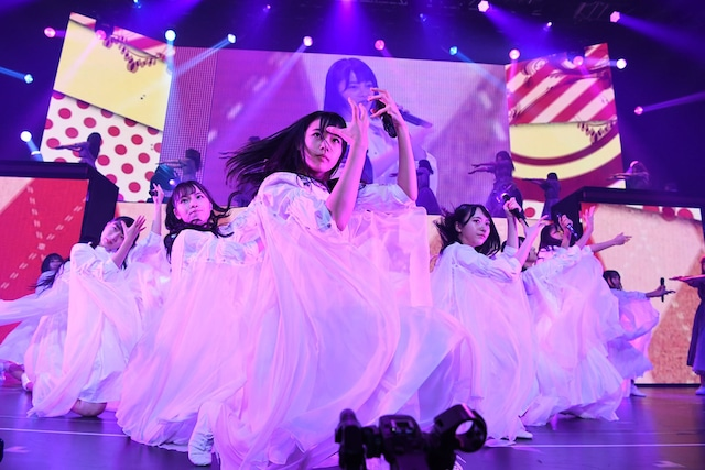 「STU48選抜コンサート~東京には染まらないで帰ります。~」の様子。(c)AKS