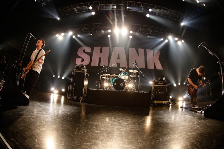 SHANK(Photo by KOHEI SUZUKI)