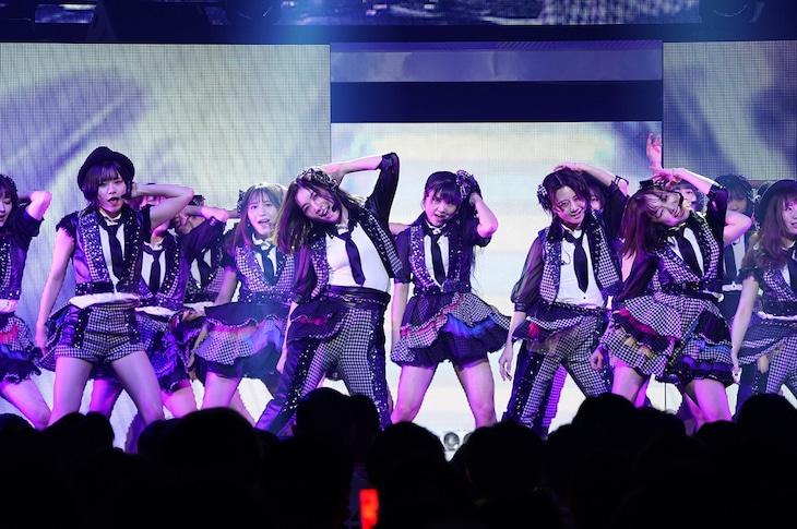 「SKE48選抜メンバーコンサート~私たちってソーユートコあるよね?~」の様子。(c)AKS / 2020 Zest,Inc.