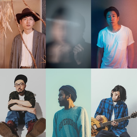 「Lo-Fi Hip Hop, Soul from origami PRODUCTIONS -Pray for Australia-」参加アーティスト。
