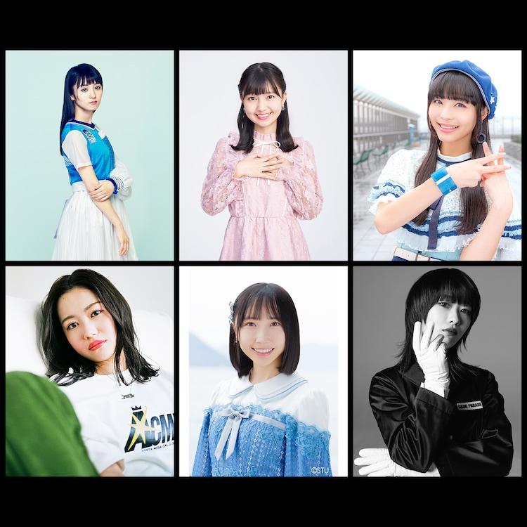 女性 アイドル グループ