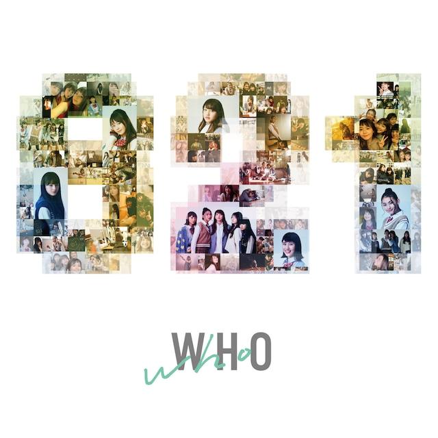 821「WHO」ジャケット