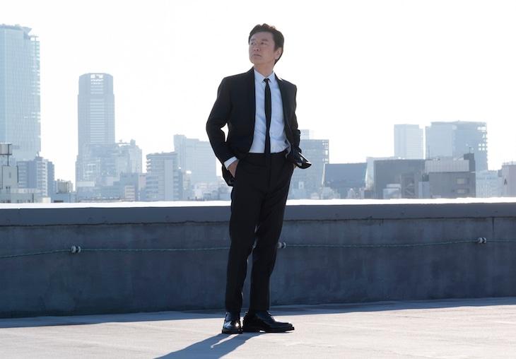2月13日発売「Number」997号の表紙を飾る桑田佳祐。