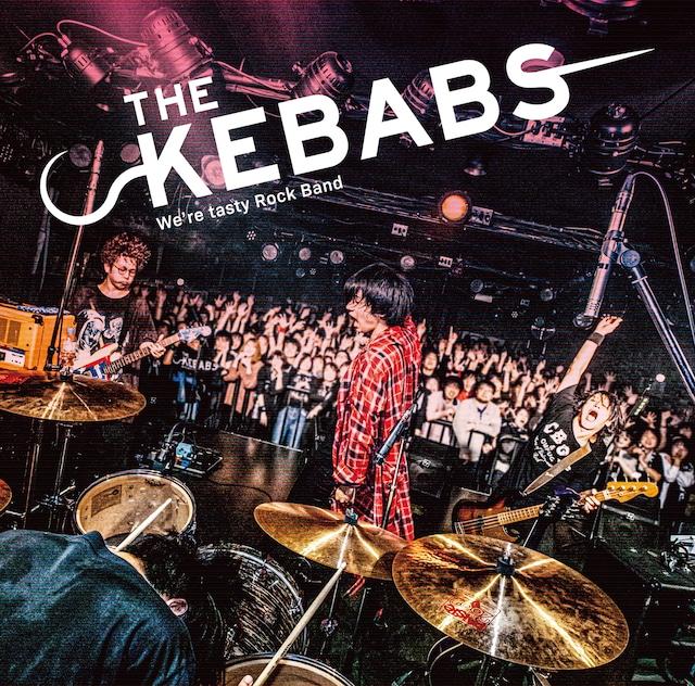 THE KEBABS「THE KEBABS」ジャケット
