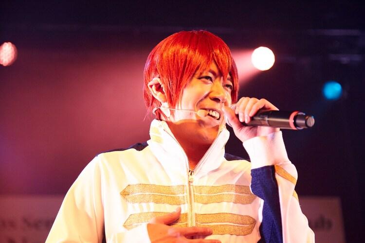 神生アキラ(アルスマグナ)(Photo by NAITO)