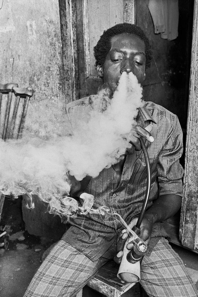写真集「JAMAICA 1982」より。(写真提供:石田昌隆)