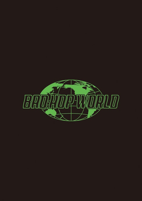 「BAD HOP WORLD」ロゴ