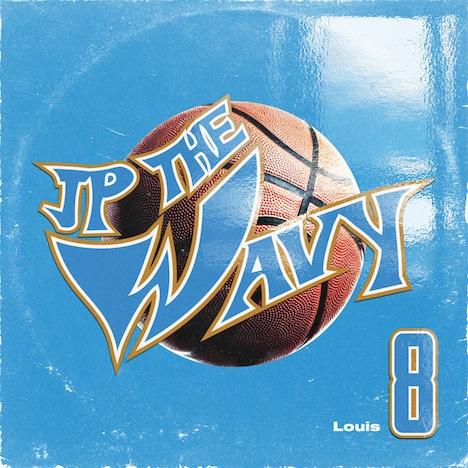 JP THE WAVY「Louis 8」配信ジャケット