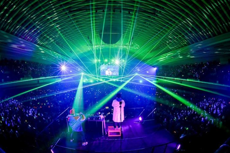 「OKAZAKI ROCK FESTIVAL 2020」の様子。