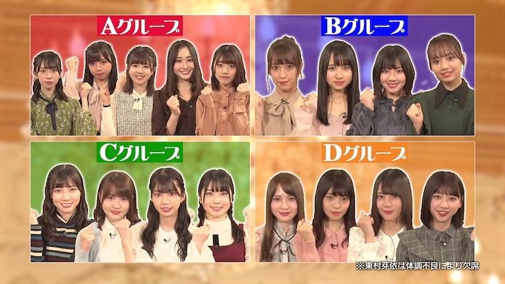 「日向坂46 大富豪No.1決定戦」より。