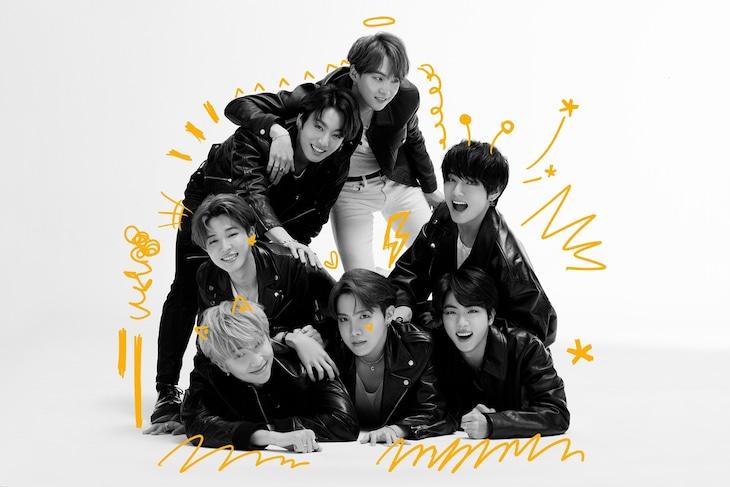 BTS(Photo by Big Hit Entertainment)