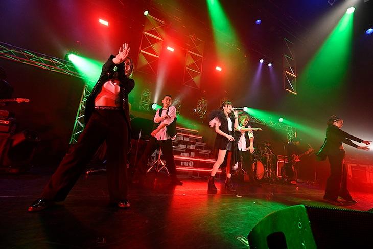 沼倉愛美FINAL LIVE「みんなで!」の様子。