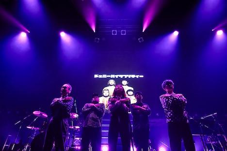 ジェニーハイ「みんなのジェニー」東京・Zepp DiverCity TOKYO公演の様子。(撮影:鳥居洋介)