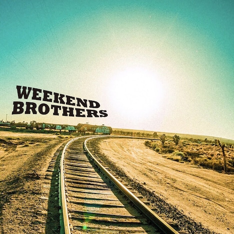 Weekend Brothers「Take It Easy」ジャケット