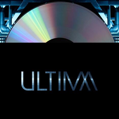 lynch.「ULTIMA」通常盤ジャケット