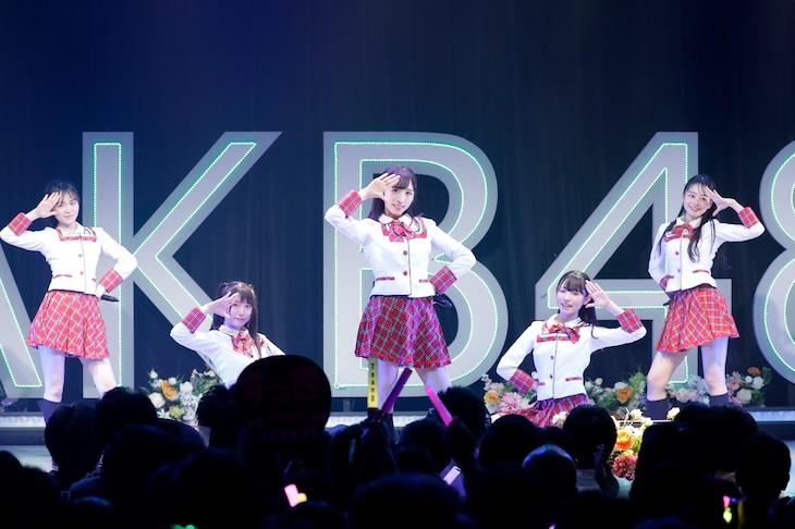 AKB48の「新体感ライブ祭り♪」スタート、初日はIxR登場だ!
