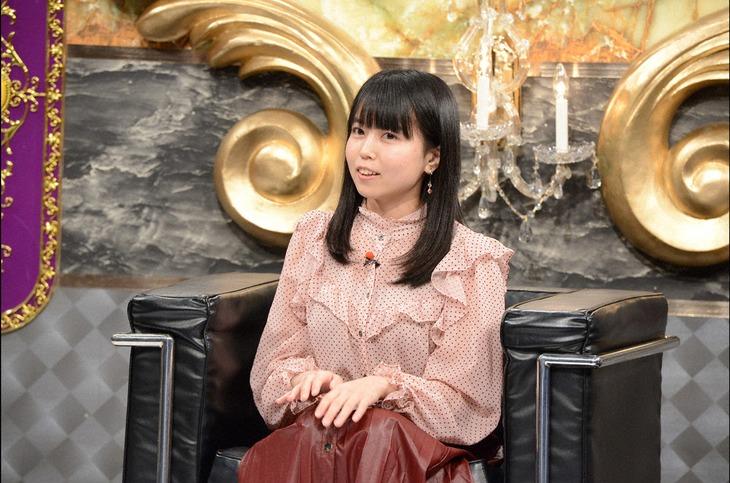 里咲りさ (c)日本テレビ