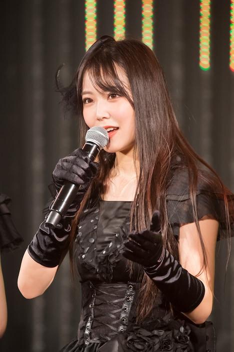 白間美瑠(NMB48) (c)NMB48