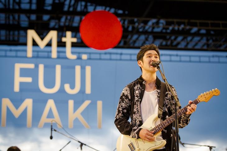 「Mt.FUJIMAKI 2019」の様子。(Photo by Ryo Higuchi)