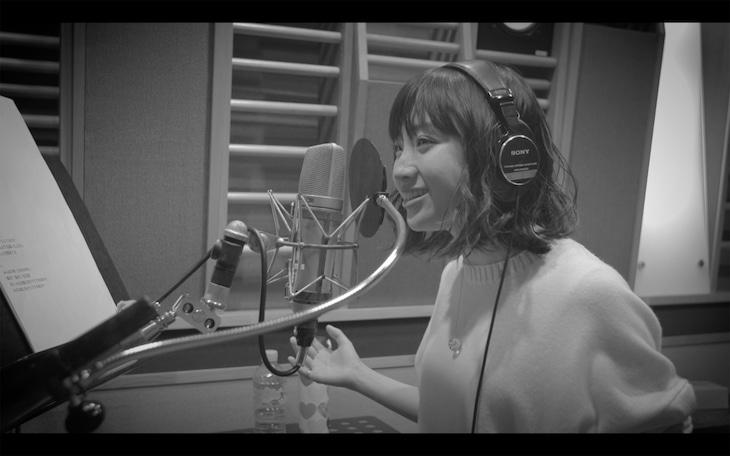 有安杏果「虹む涙」ミュージックビデオより。
