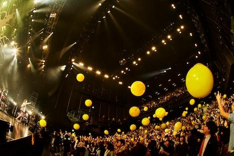 「黒木渚 ONEMAN LIVE 2020『檸檬の棘』」東京・EX THEATER ROPPONGI公演の様子。