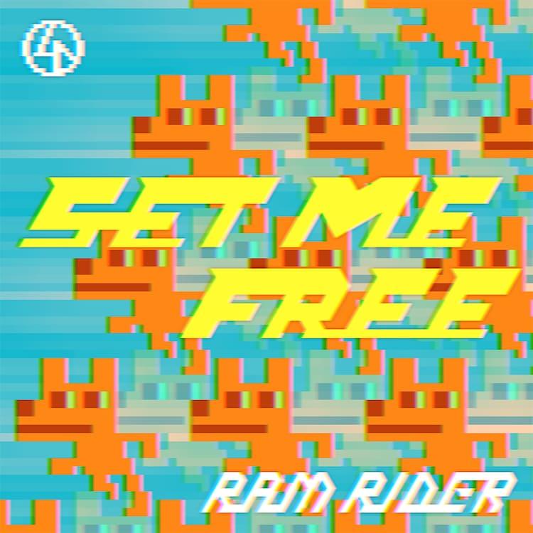 RAM RIDER「SET ME FREE」ジャケット