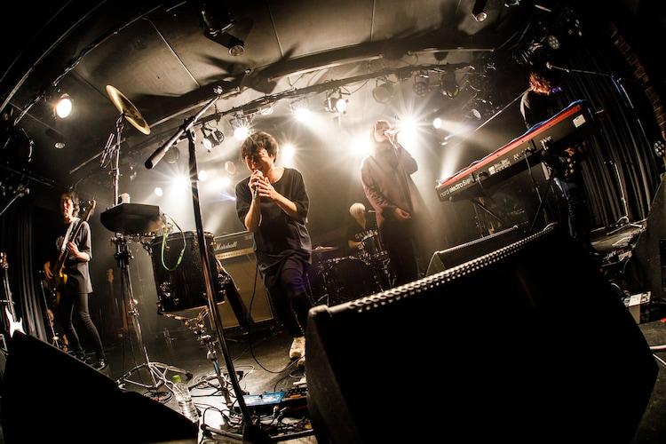VOLA & THE ORIENTAL MACHINE(Photo by Chiyori)