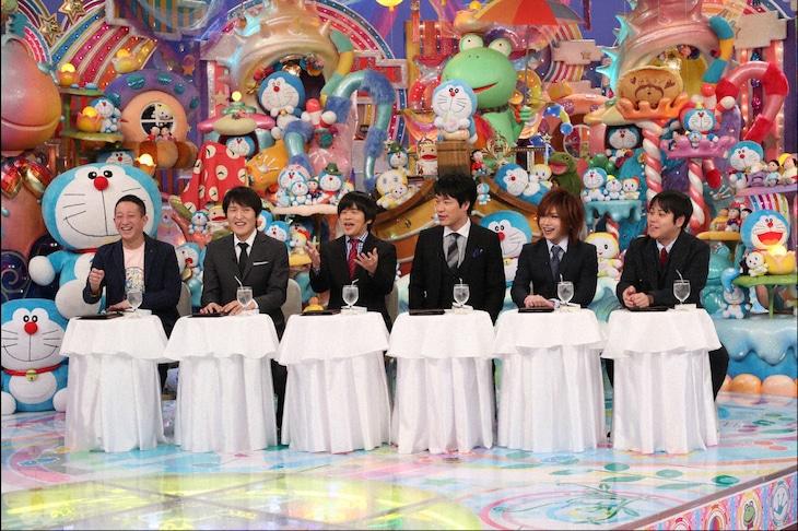 「ひみつ道具ドラフト会議」参加者 (c)テレビ朝日