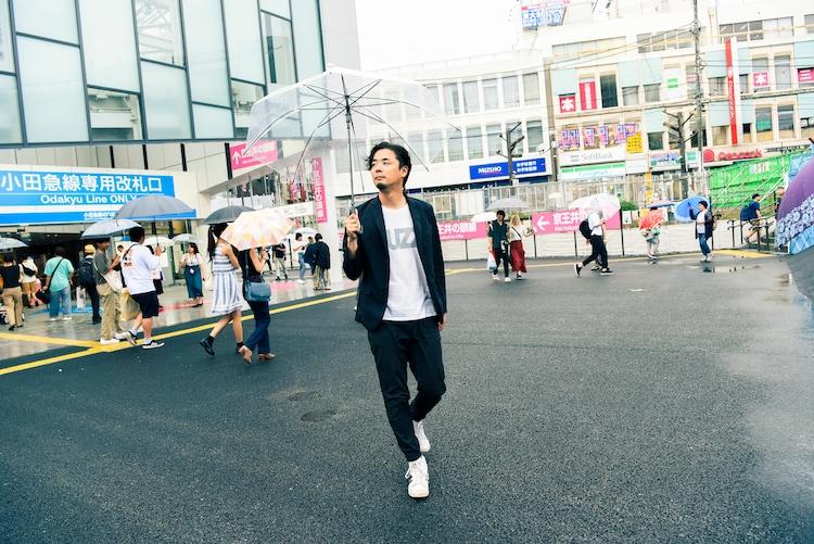海北大輔(LOST IN TIME)