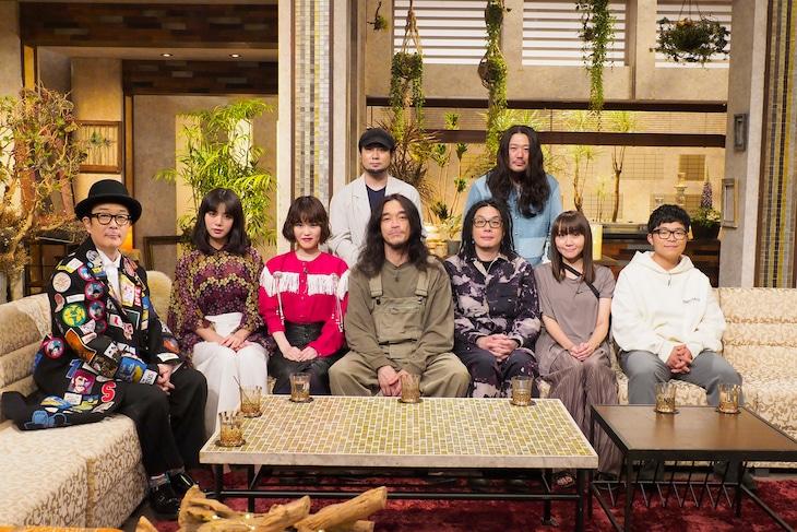 NHK BSプレミアム「The Covers」より。(写真提供:NHK)
