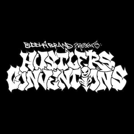 「Hustler's Convention」ロゴ