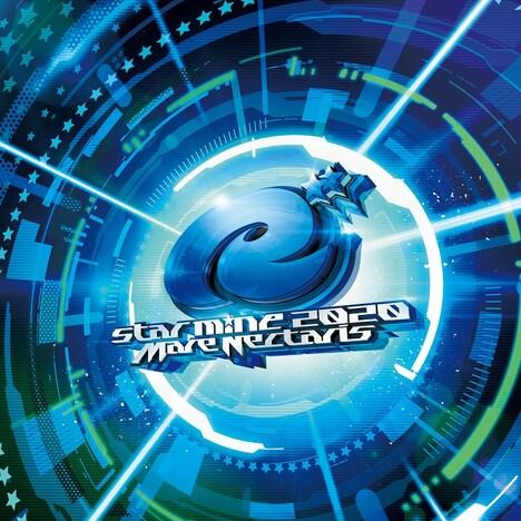 Ryu☆「starmine 2020 : Mare Nectaris」ジャケット