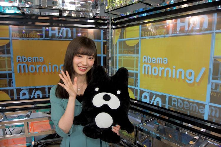 気象予報士・AKB48武藤十夢「アベモニ」でレギュラーお天気キャスターに